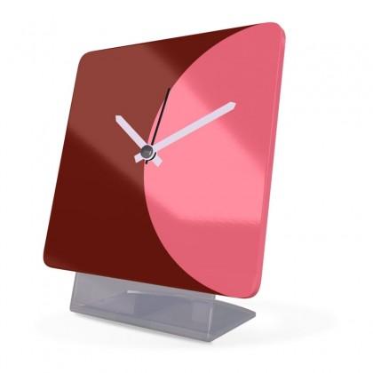 Alarm Clock Acrylic Glass Moon