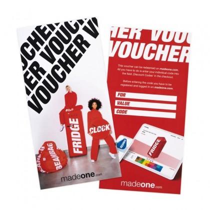 madeone.com Voucher