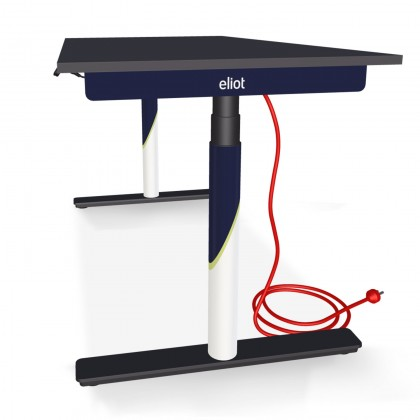 Eliot Desk Black Vertigo