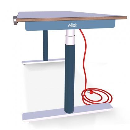 Eliot Desk Pro Halfed