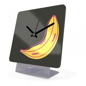 Wecker Acrylglas Banana