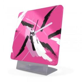 Wecker Acrylglas Brush