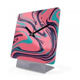 Wecker Acrylglas Marble