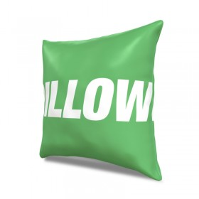 Pillow Square Untitled