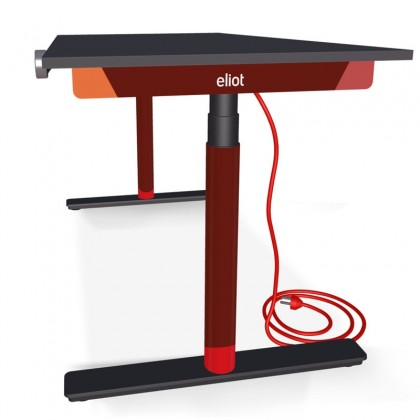 Eliot Desk Black Pro Pointer